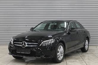 Mercedes-Benz C 180 Avantgarde Edition 1.6T/150 9AT 4D
