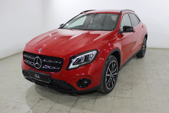 Mercedes-Benz GLA 250 Urban Night Edition 2.0T/211 7RT 5D 4WD