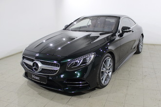 Mercedes-Benz S 450 Coupe 3.0T/367 9AT 2D 4WD