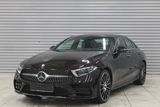 Mercedes CLS 350 d Sport 3.0TD/249 9AT 4D 4WD