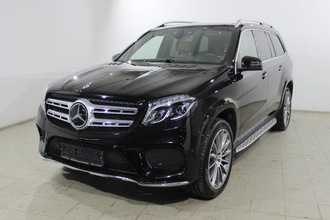 Mercedes-Benz GLS 500 4.7T/456 9AT 5D 4WD