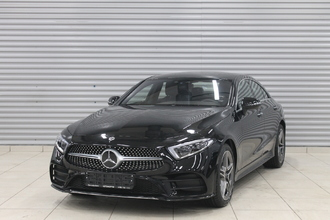 Mercedes CLS 400 d Sport 3.0TD/340 9AT 4D 4WD
