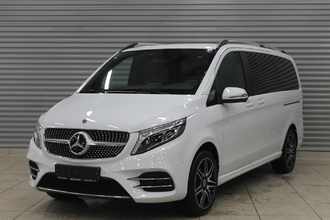 Mercedes-Benz V 220 d FL AMG L 2.2TD/163 7AT 4WD