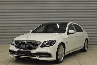 Mercedes-Benz S 560 Maybach 4.0T/469 9AT 4D 4WD