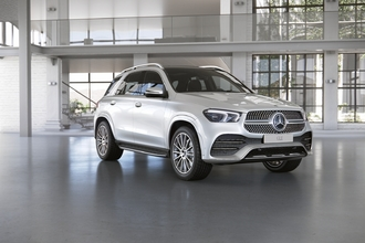 Mercedes-Benz GLE 400 d Black Line 3.0TD/330 9AT 5D 4WD