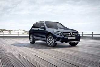 Mercedes-Benz GLC 350 e 2.0T/211 7AT 5D 4WD