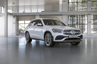 Mercedes-Benz GLC 300 d Sport 2.0TD/245 9AT 5D 4WD