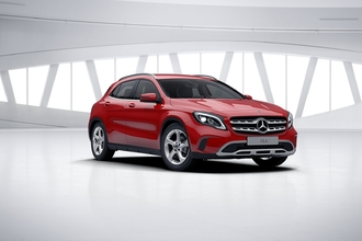 Mercedes-Benz GLA 200 1.6T/150 7RT 5D