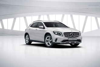 Mercedes-Benz GLA 250 2.0T/211 7RT 5D 4WD