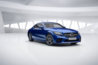 Mercedes-Benz C 200 Coupe Sport 2.0T/204 9AT 2D 4WD