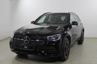 Mercedes-Benz GLC 300 Sport Plus 2.0T/249 9AT 5D 4WD