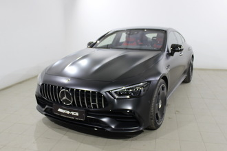 Mercedes-Benz AMG GT 43 3.0T/367 9AT 5L 4WD