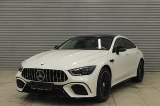 Mercedes-Benz AMG GT 53 3.0T/435 9AT 5L 4WD