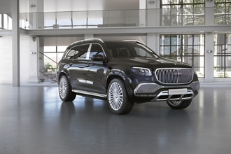 Mercedes-Benz GLS 600 Maybach 4.0T/557 9AT 5D 4WD