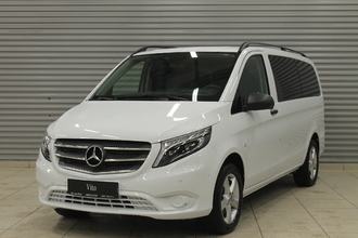 Mercedes-Benz Vito 119 CDI L Storm Tourer SELECT 2.2TD/190 7AT 4M
