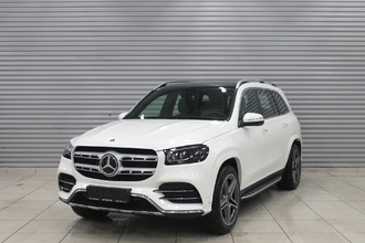 Mercedes-Benz GLS 450 Premium Plus 3.0T/367 9AT 5D 4WD