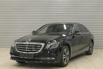 Mercedes-Benz S 350 d 3.0TD/249 9AT 4D 4WD