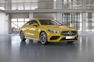 Mercedes-Benz CLA 200 Sport 1.3T/150 7RT 4D