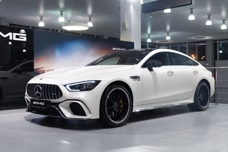 Mercedes-Benz AMG GT 63 S 4.0T/639 9AT 5L 4WD