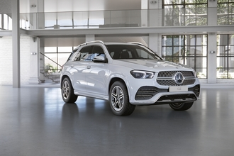 Mercedes-Benz GLE 400 d Sport RUS 3.0TD/330 9AT 5D 4WD