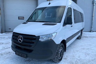 Mercedes-Benz Sprinter 516 CDI Tourist Comfort 2.2TD/163 7AT