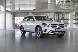 Mercedes-Benz GLC 200 Premium RUS 2.0T/197 9AT 5D 4WD
