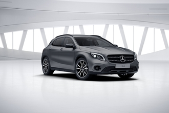 Mercedes-Benz GLA 200 Urban Night Edition 1.6T/156 7RT 5D