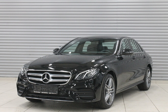Mercedes-Benz E 220 d Sport RUS 2.0TD/194 9AT 4D 4WD
