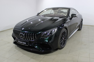 Mercedes-Benz S 63 AMG+ Coupe 4.0T/612 9AT 2D 4WD