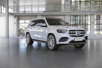 Mercedes-Benz GLS 400 d Luxury 3.0TD/330 9AT 5D 4WD