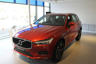 Volvo XC60 Momentum 2.0T/249 8AT 4WD