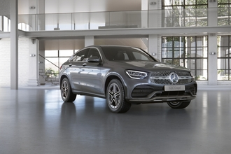 Mercedes-Benz GLC 300 d Coupe Sport 2.0TD/245 9AT 5D 4WD