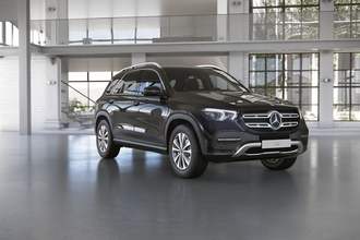 Mercedes-Benz GLE 300 d Premium RUS 2.0TD/245 9AT 5D 4WD