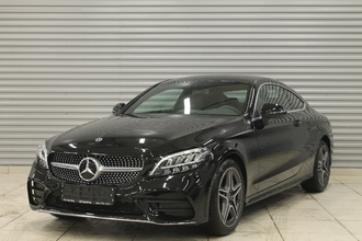 Mercedes-Benz C 180 Coupe Sport 1.5T/150 9AT 2D