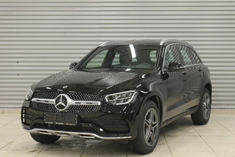 Mercedes-Benz GLC 300 d Sport RUS 2.0TD/245 9AT 5D 4WD