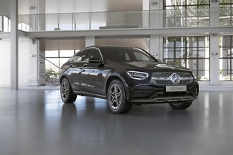 Mercedes-Benz GLC 300 Coupe Sport 2.0T/249 9AT 5D 4WD