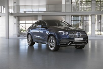 Mercedes-Benz GLE 450 Coupe 3.0T/367 9AT 5D 4WD