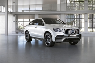 Mercedes-Benz GLE 53 Coupe AMG 3.0T/435 9AT 5D 4WD