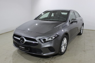 Mercedes-Benz A 200 Progressive Sedan 1.3T/150 7RT 4D