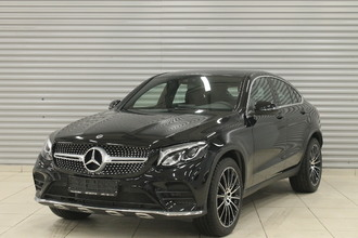 Mercedes-Benz GLC 300 Coupe Sport 2.0T/245 9AT 5D 4WD