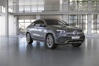 Mercedes-Benz GLE 400 Coupe d 3.0TD/330 9AT 5D 4WD