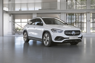 Mercedes-Benz GLA 250 Progressive 2.0T/224 8RT 5D 4WD