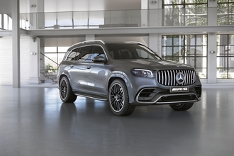 Mercedes-Benz GLS 63 AMG 4.0T/612 9AT 5D 4WD