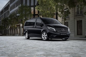 Mercedes-Benz Vito 119 BluTEC Style L Tourer SELECT FL 2.1TD/190 7AT 4WD