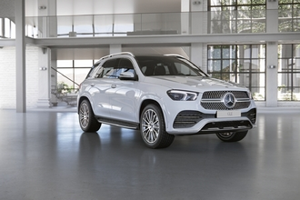 Mercedes-Benz GLE 400 d Black Line RUS 3.0TD/330 9AT 5D 4WD