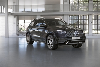 Mercedes-Benz GLE 450 Sport Plus RUS 3.0T/367 9AT 5D 4WD