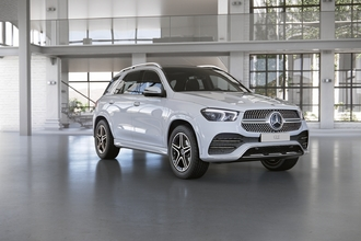 Mercedes-Benz GLE 300 d Sport Plus RUS 2.0TD/245 9AT 5D 4WD