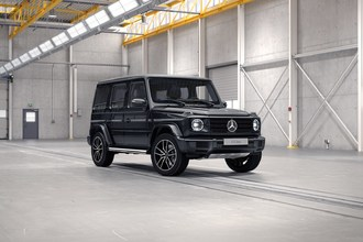 Mercedes-Benz G 400 d 3.0TD/330 9AT 5D 4WD