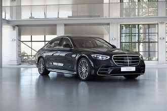 Mercedes-Benz S 450 Premium Limited 3.0T/367 9AT 4D 4WD