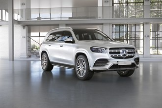 Mercedes-Benz GLS 400 d Luxury RUS 3.0TD/330 9AT 5D 4WD